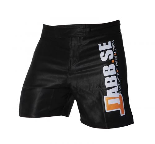 JABB: SHORTCUT MMA SHORTS - SVART