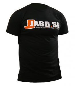 JABB: ORGANIC T-SHIRT - BLACK