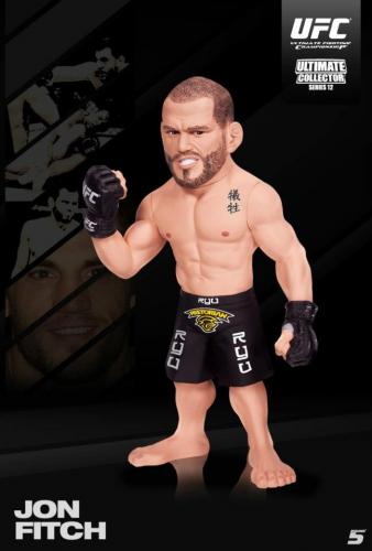 UFC: SERIES 12.5 LIMITED EDITION JON FITCH DOCKA