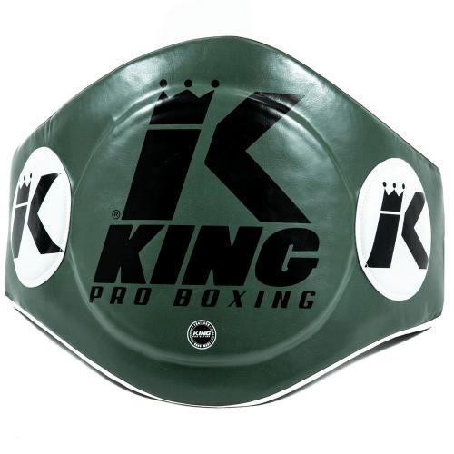 KING: BELLY PAD - GRÖN