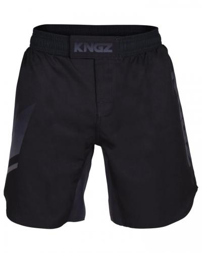 KINGZ: CROWN COMPETITION SHORTS - SVART