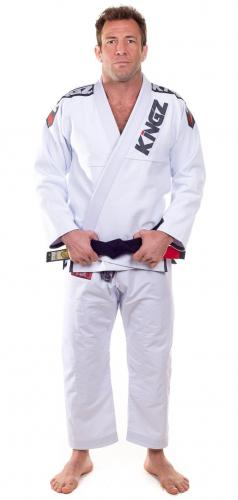 KINGZ: ULTRA LIGHT BJJ GI - VIT
