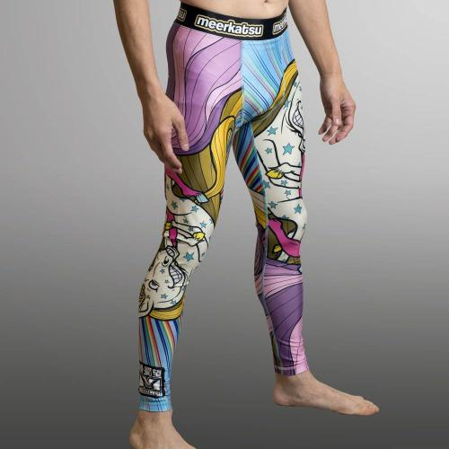 MEERKATSU: JITSUNICORN GRAPPLING TIGHTS