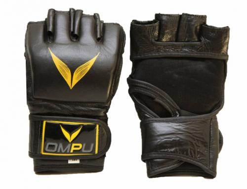 OMPU: MMA COMPETITION HANDSKAR - SVART