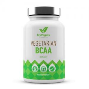 MY VEGIES: VEGETARIAN BCAA - 200 tabletter