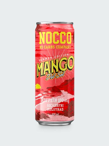 NOCCO: BCAA DRYCK - 330ml