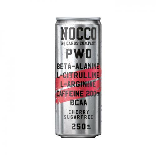NOCCO PWO: CHERRY SMAK - 250ml