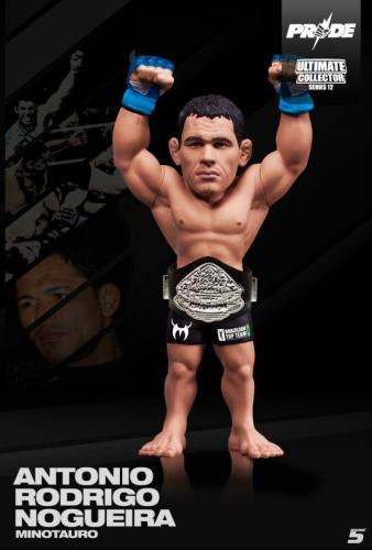 UFC: SERIES 12.5 LIMITED EDITION ANTONIO RODRIGO NOGUEIRA PRIDE FC DOCKA
