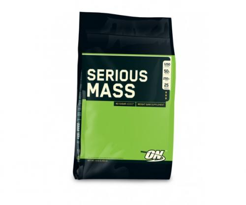 OPTIMUM NUTRITION: SERIOUS MASS - 5,455 kg