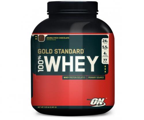 OPTIMUM NUTRITION: 100% WHEY GOLD STANDARD -  2273 gram