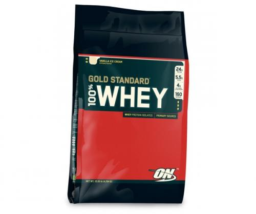 OPTIMUM NUTRITION: 100% WHEY GOLD STANDARD -  4545 gram