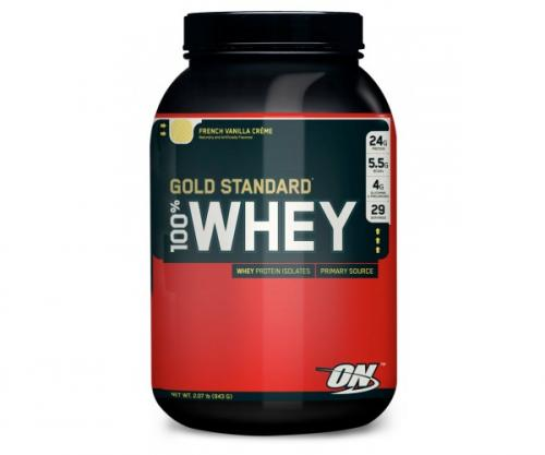OPTIMUM NUTRITION: 100% WHEY GOLD STANDARD - 908 gram
