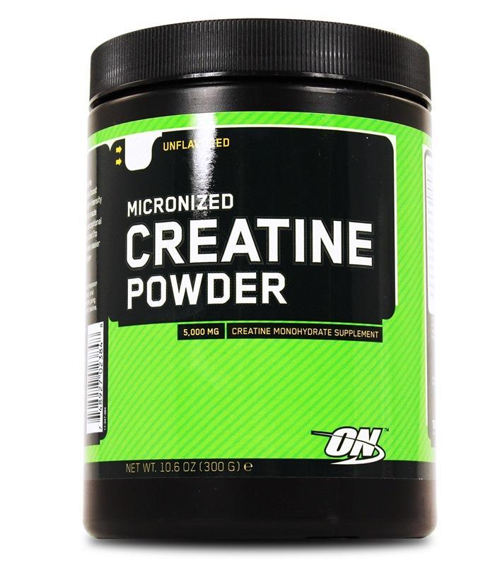 OPTIMUM NUTRITION: CREATINE POWDER - 317gr
