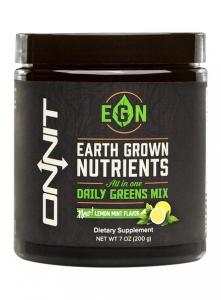 ONNIT: EARTH GROWN NUTRIENTS 200gr - LEMON MINT