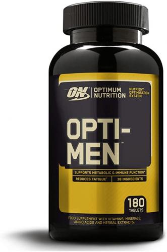 OPTIMUM NUTRITION: OPTI-MEN