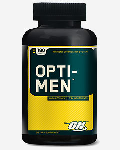 OPTIMUM NUTRITION: OPTI-MEN