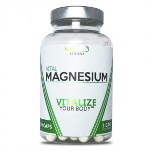 VITERNA: MAGNESIUM - 120 CAPS