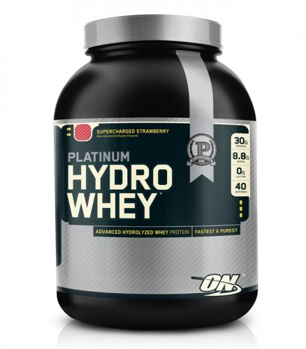 OPTIMUM NUTRITION: PLATINUM HYDRO WHEY (1.6kg)
