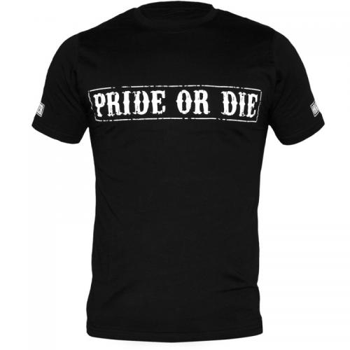PRIDE OR DIE: FIGHT CLUB T-SHIRT