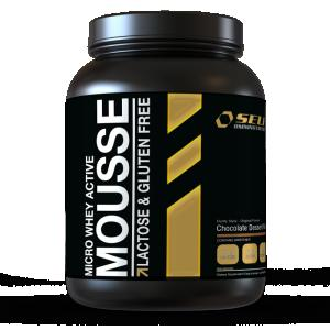 SELF: MICRO WHEY MOUSSE - 500gr