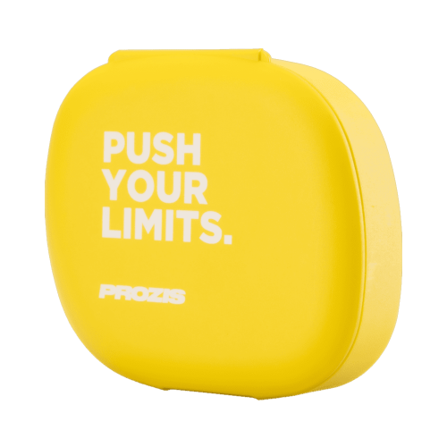 PROZIS: PILLERASK PUSH YOUR LIMITS - GUL