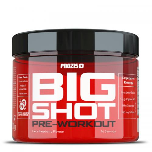 PROZIS: BIG SHOT PRE-WORKOUT - 46 serveringar