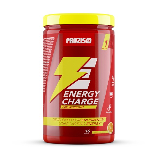 PROZIS: ENERGY CHARGE PRE-WORKOUT - 800gr