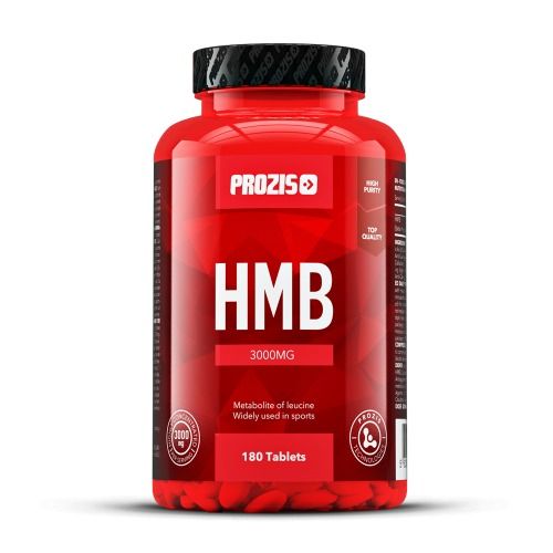 PROZIS SPORT: HMB 3000mg - 180 tabletter