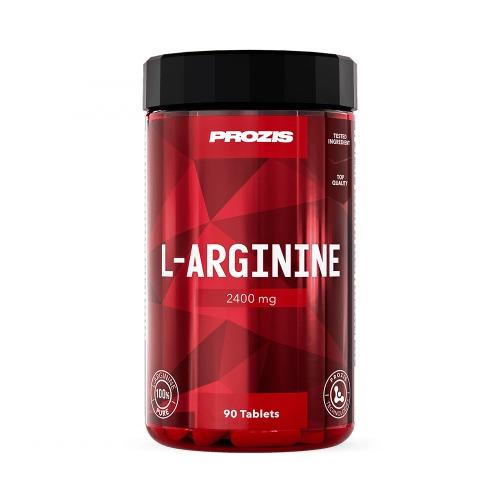 PROZIS: L-ARGININE 2400 mg - 90 kapslar