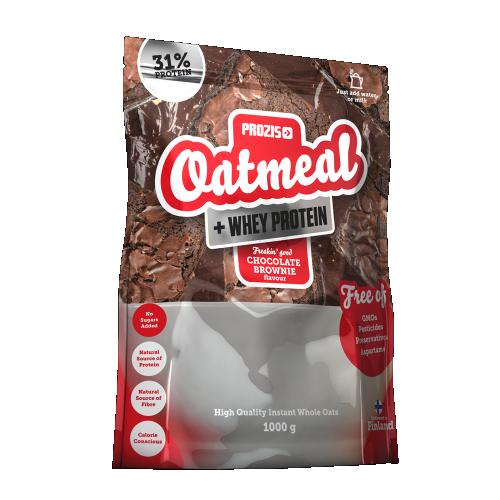 PROZIS: OATMEAL + WHEY PROTEIN - 1kg