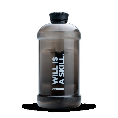 PROZIS: GYM JUG FLASKA SVART - 2 liter