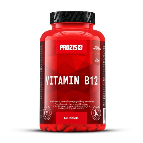 PROZIS: VITAMIN B12  100 µg - 60 tabletter