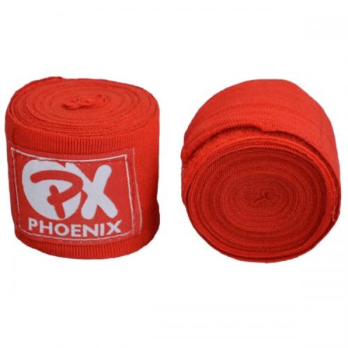 PHOENIX: BOXNINGSLINDOR 2,5 METER - RÖD