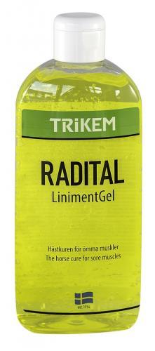 RADITAL: LINIMENT  GEL- 250ml