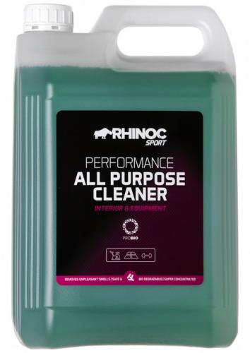 RHINOC SPORT: ALL PURPOSE CLEANER - 5 liter
