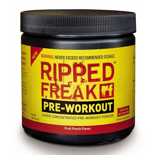 PHARMAFREAK: RIPPED FREAK PRE-WORKOUT - 200gr