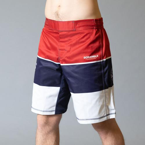 SCRAMBLE: BWR GRAPPLING SHORTS