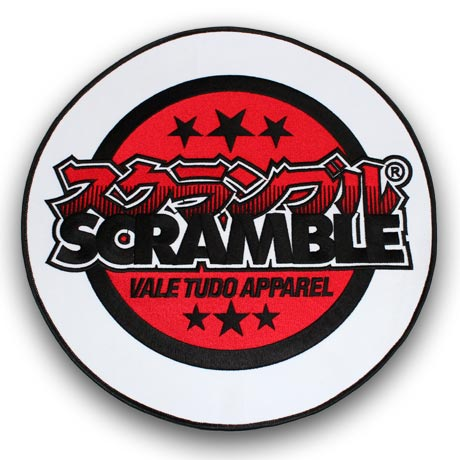SCRAMBLE: LARGE BJJ GI PATCH