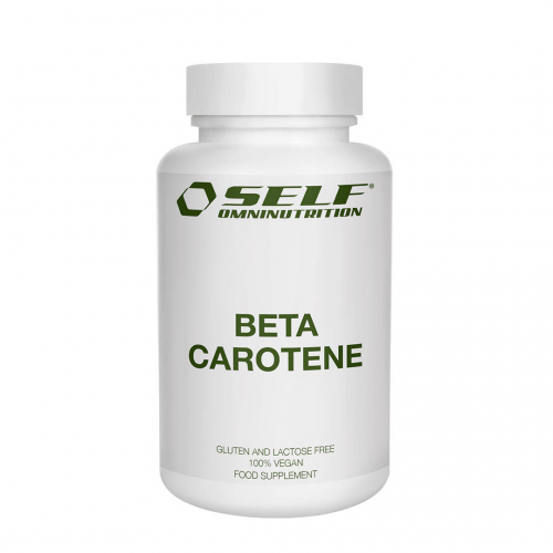 SELF: BETA-CAROTENE - 60 tabletter