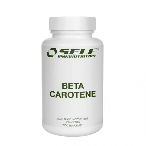 SELF: BETA-CAROTENE - 60 tabletter