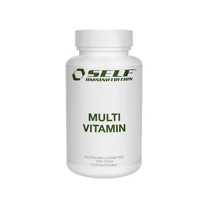 SELF: MULTIVITAMIN - 60 kapslar