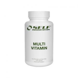 SELF: MULTIVITAMIN - 60 kapslar
