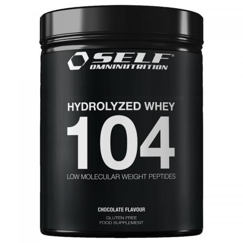 SELF: HYDROLYZED WHEY 104 - 1kg