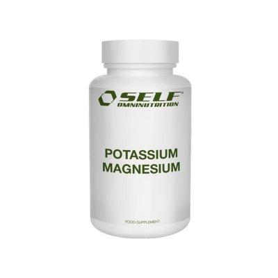 SELF: POTASSIUM & MAGNESIUM  - 120 kapslar