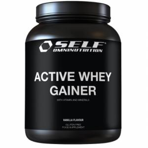 SELF: ACTIVE WHEY GAINER - 2kg