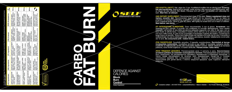 carbo fat burn