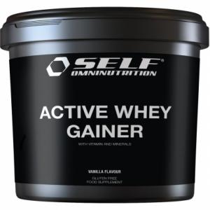SELF: ACTIVE WHEY GAINER - 4KG