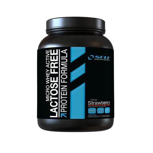 SELF: MICRO WHEY LACTOSE FREE - 1 KG