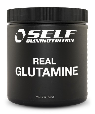SELF: REAL GLUTAMINE - 500 gram