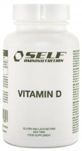 SELF: VITAMIN D - 100 tabletter